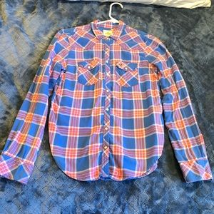 Holister flannel